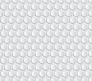 Hexagondesignhintergrund Lizenzfreie Stockfotos