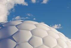 Hexagone und Pentagonstruktur Stockfoto