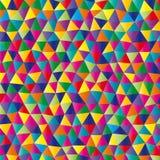 Hexagonhintergrund Lizenzfreies Stockbild