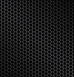 Hexagonmetallhintergrund