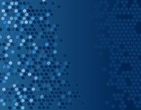 Hexagons Stock Image