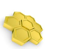 Hexagons Stock Photos