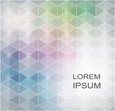 Hexagons background abstract science design vector illustration. Eps10 Royalty Free Stock Photography