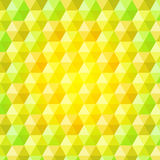 Hexagons background Royalty Free Stock Photography