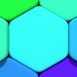 Hexagons Stock Photos