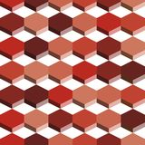 Hexagons. Royalty Free Stock Images