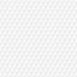 Hexagons paper tech texture Royalty Free Stock Images