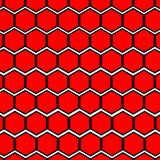 Hexahedron Foto de Stock