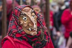 Hexe Carneval-Partei Lizenzfreie Stockbilder