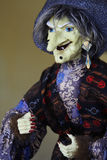 Hexe in einer Vielzahl von Kostümen - eine des populärsten souveni Lizenzfreies Stockbild