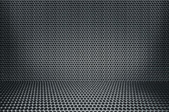 Hexmesh Room Background Royalty Free Stock Image
