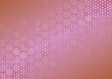 Hexuitdraaisynergisme - Zonsopgangwolken Royalty-vrije Stock Afbeelding