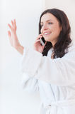 Hey darling! Royalty Free Stock Photography