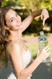 Hey, hydrate! Stock Photos
