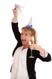 Hey it´s a party! Royalty Free Stock Photography