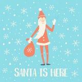Hey santa Stock Photos