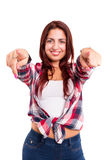 Hey ! You there! Royalty Free Stock Photo