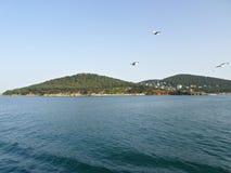 Heybeliada, Турция Стоковое Фото