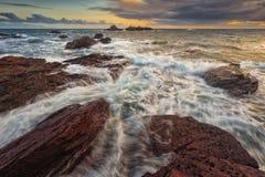 Heybrook Coast Royalty Free Stock Images