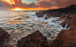 heybrook wyspa Fotografia Royalty Free