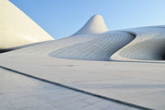 Heydar Aliyev Center Stockfotos