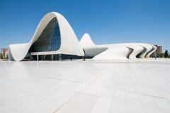 Heydar Aliyev Center Arkivfoto