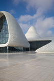 Heydar Aliyev Center Images libres de droits