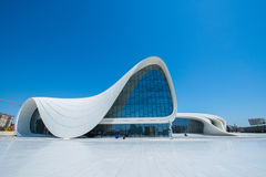 Heydar Aliyev Center Stock Images