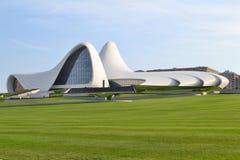 Heydar Aliyev Center Stock Image