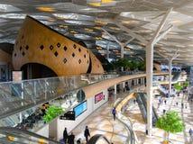 Heydar Aliyev International Airport royalty free stock photo