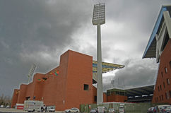 Heysel/re Baudouin Stadium, Bruxelles Fotografia Stock