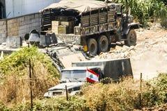 Hezbollah en de oorlog van Israël in 2006 Royalty-vrije Stock Afbeelding