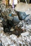 Hezbollah en de oorlog van Israël in 2006 Royalty-vrije Stock Foto