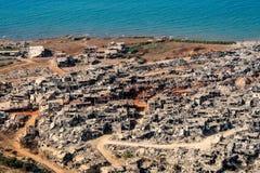 Hezbollah en de oorlog van Israël in 2006 Royalty-vrije Stock Foto's