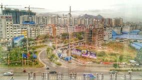 Hezhou Κίνα Στοκ Εικόνες