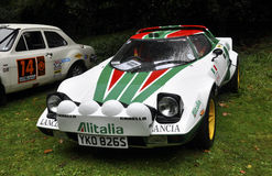 HF di Lancia Stratos Immagine Stock