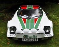 hf stratos Lancia Zdjęcia Royalty Free
