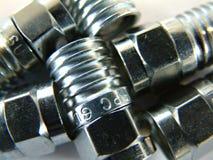 HF-Verbinder lizenzfreie stockbilder