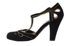 hög sko för häl Royaltyfri Foto