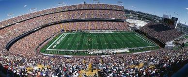 Hög stadion för Mile Arkivfoton