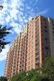 hög stigning för lägenhet Arkivfoton