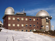 höga observatoriumtatras Royaltyfria Bilder