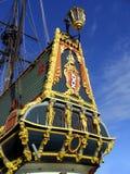 högväxt holländsk ship 2 Arkivbilder