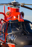 HH-65 helicopter Royalty Free Stock Photos
