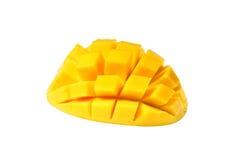 Hhalve красного манго Стоковые Изображения