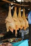 Hühner für Verkauf Lizenzfreie Stockbilder