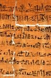 hiéroglyphes Images stock