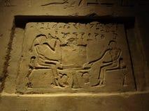 hiéroglyphes Photos stock