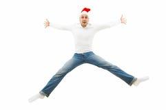 Hi, Christmas! Royalty Free Stock Images