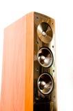 Hi-end speaker Royalty Free Stock Images
